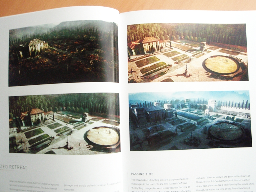 Assassin's Creed - The Complete Visual History Book Review