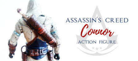 Assassin's Creed Connor Action Figure Review