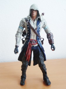 Assassin's Creed Connor Action Figure