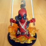 Lootcrate Deadpool figure
