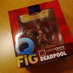 Deadpool figure box