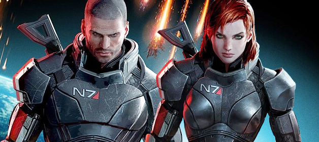 Mass Effect Action Figures