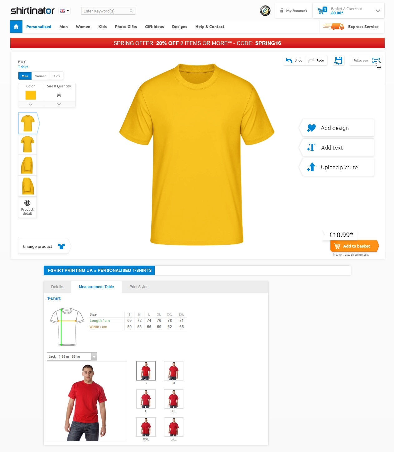Design Your Own Shirts Online: How To Create Your Own T-Shirt Online? Easy