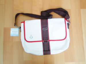 Assassin's Creed messenger bag