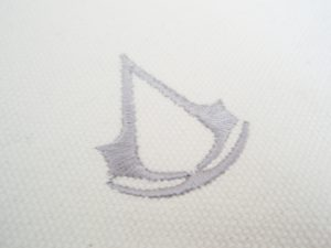 Assassin's Creed messenger bag symbol