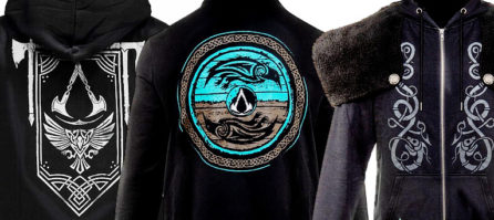 Where to Buy Killer Assassin's Creed Hoodies (Valhalla included!)