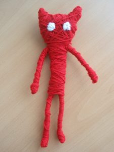Finished Yarny!