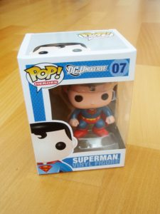 Superman Funko POP
