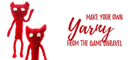 How to Make Yarny from Unravel Game
