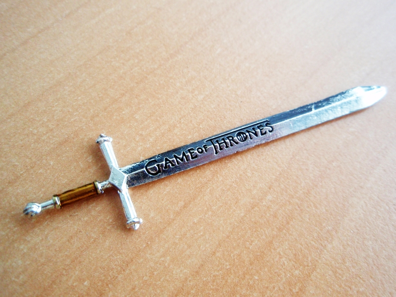 Game of Thrones mini sword