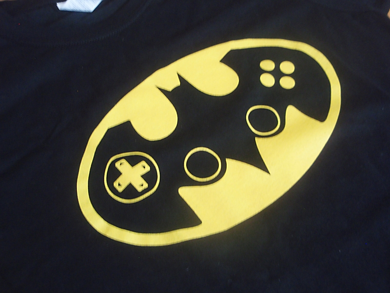 Zbox Gamer edition Batman t-shirt