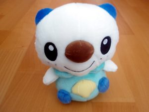 Zbox Gamer edition Pokémon plushie