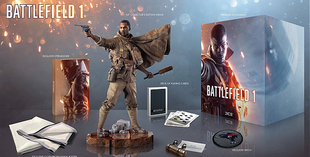 Battlefield 1 Collector's Edition Deluxe