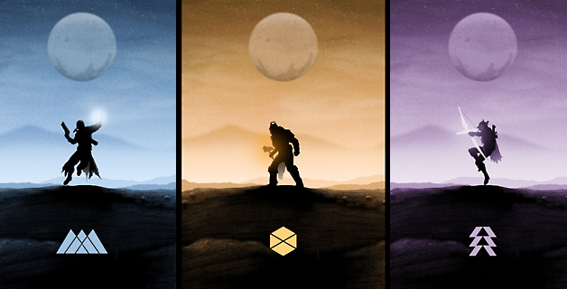 Destiny - Art Prints