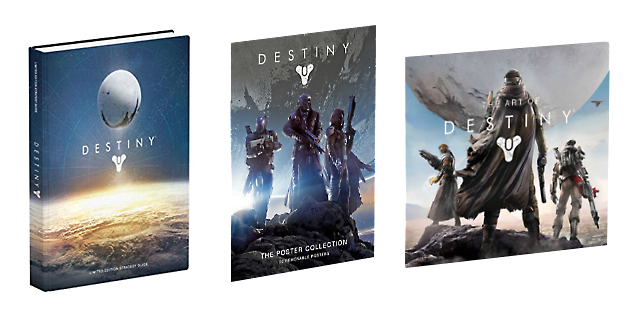 Destiny Books and Posters