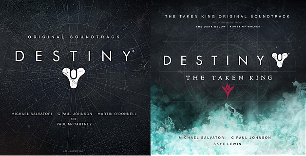 Destiny Game Soundtracks