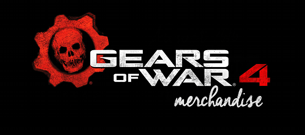 Gears of War 4 Merchandise