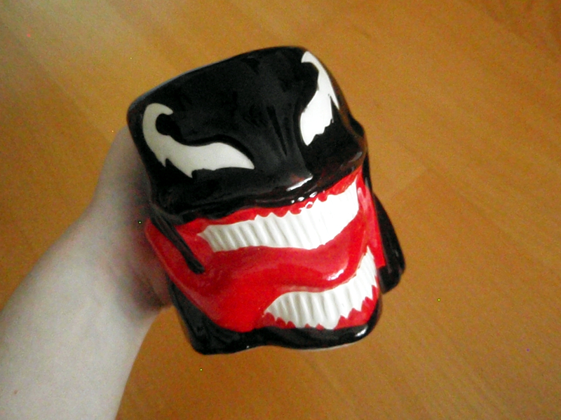 My Geek Box Lite - December 2016 - Venom mug