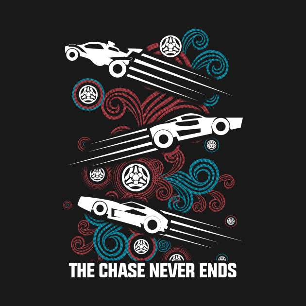 Rocket League - The Chase Never Ends