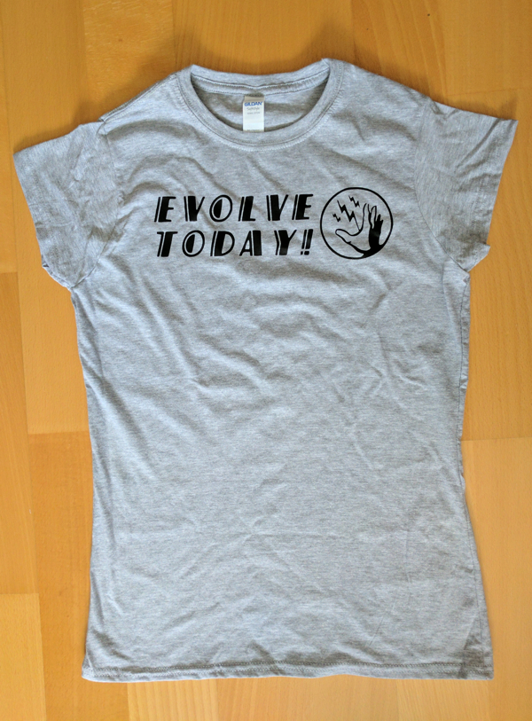 Bioshock Evolve Today T-shirt