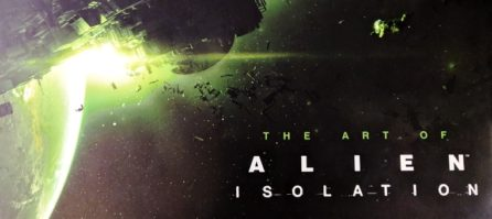 One Small Step For…a Xenomorph? The Art of Alien: Isolation Book Review