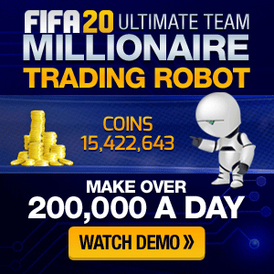 FIFA20 Ultimate Team Trading Robot