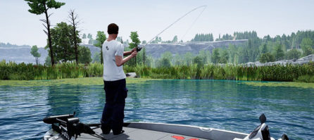 Best fishing video games