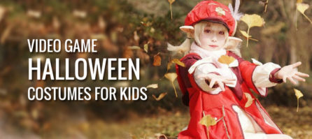 Video Game Halloween Costumes For Kids (2021)